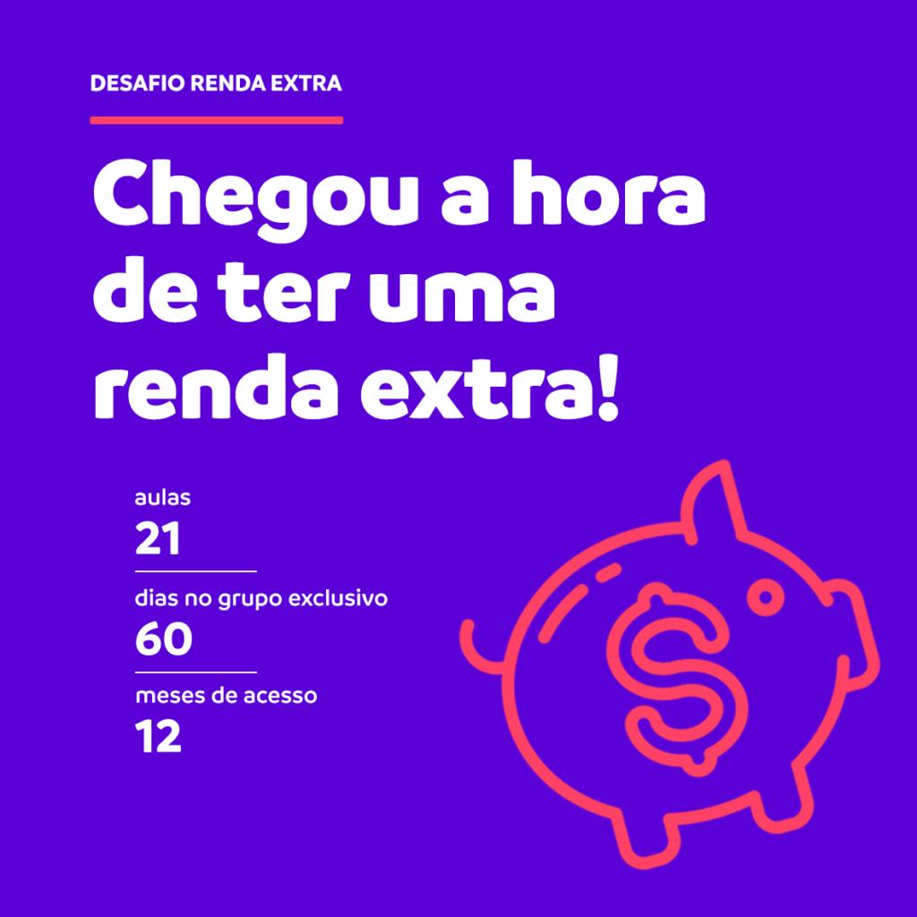Desafio Renda Extra